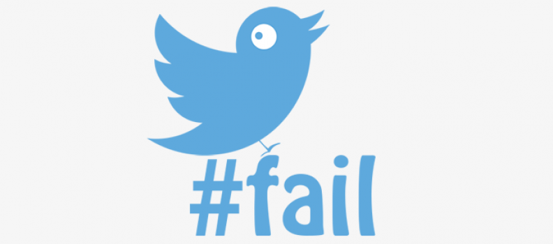 Top 3 Business Social Media Fails of 2013