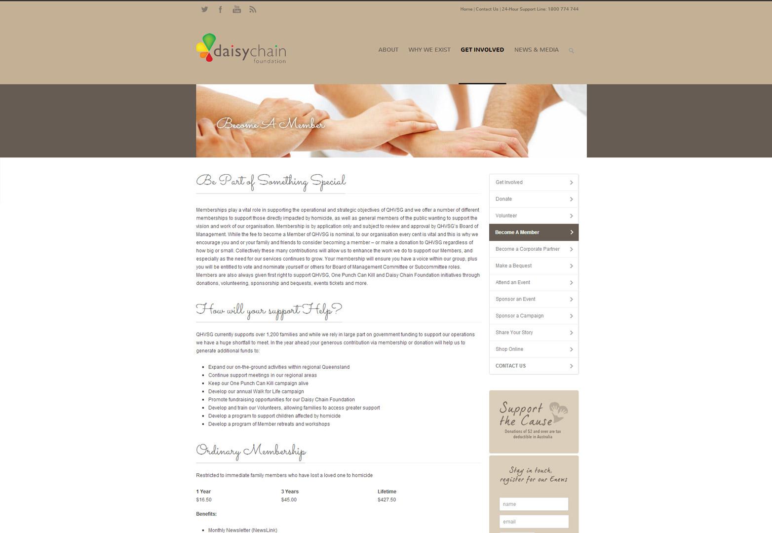 Daisychain Foundation