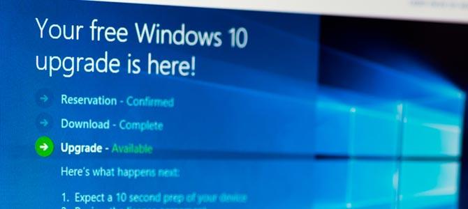 Windows 10 Part 2 – The Cons