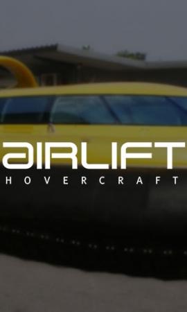 Airlift Hovercraft