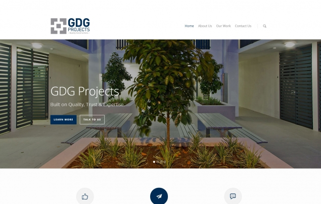 GDG Projects homepage